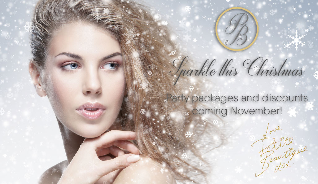 Dazzle this Christmas and New Year with Petite Beautique!